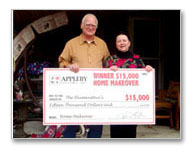 Camphill PA home improvement contest winner