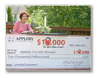 $10,000 home improvement contest winner
