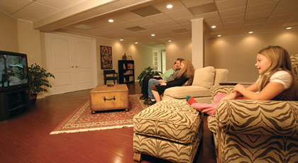 Basement Remodeling West Chester