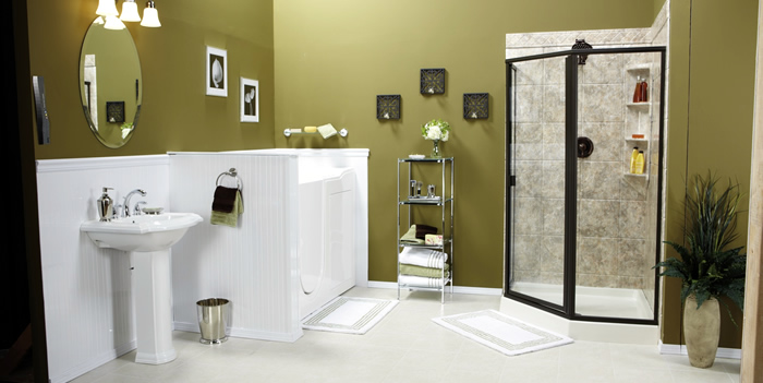 Accessible bathroom appleby systems inc york pa for Bath remodel york pa