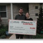 Appleby Systems Contest Winner Allen from York, PA