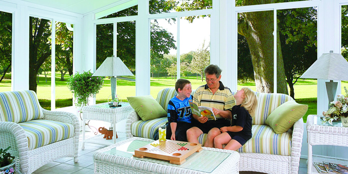 American Classic Sunroom Appleby Systems