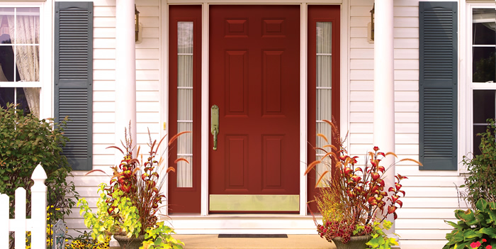 Professional Entry Doors at Pennsylvania's Appleby Systems