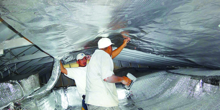 Perfect Attic Insulation of Appleby Systems at Pennsylvania