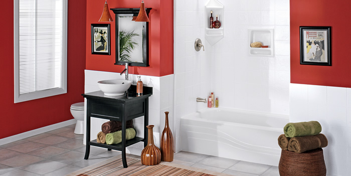 Experience Bathroom Remodeling from Appleby Systems of Pennsylvania