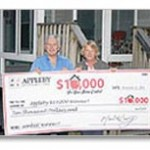 The Blanchette's Wilmington, DE $10,000 Appleby Systems Winner