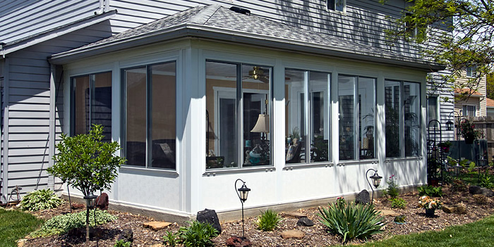 Leby Systems Four Season Sunroom At Pennsylvania