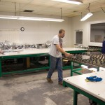 Appleby Systems Manufacturing Process at Pennsylvania