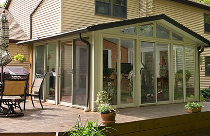 Buy Patio Roofs from Appleby Systems in Pennsylvania