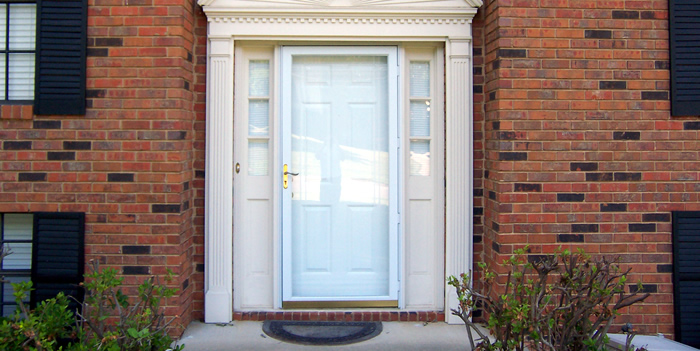 Secure Storm doors at Appleby Systems, PA