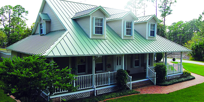 Vertical Panel Roofing of Appleby Systems in Pennsylvania