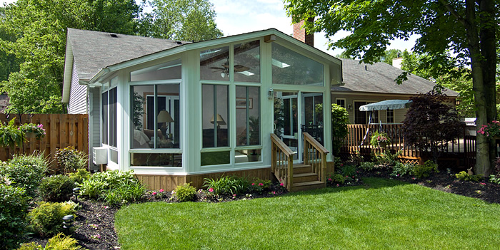 Yorktowne Deluxe Sunroom Appleby Systems