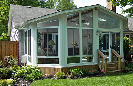 Yorktown Deluxe Sunroom of Appleby Systems at Pennsylvania