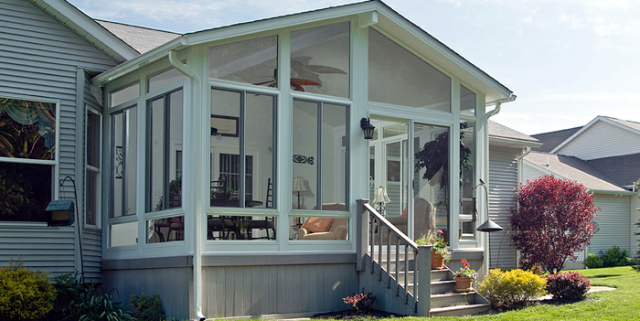 Watch Yorktown Sunroom from Appleby Systems in Pennsylvania