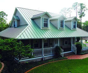 Vertical Panel Metal Roof Appleby Systems